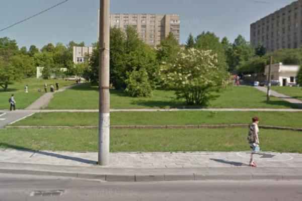 5366a1f2722aa7 Львів'яни вимагали від чиновників міськради припинити забудову скверу