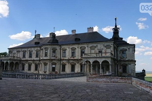 Підгорецький замок на Львівщині став доступним для туристів