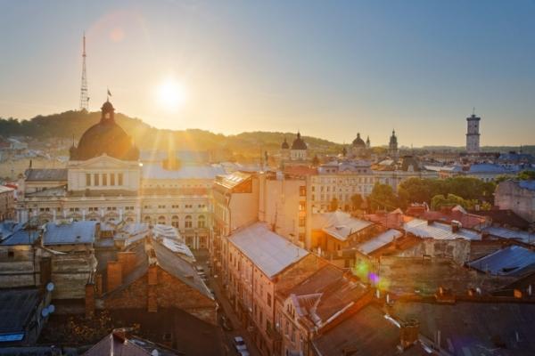 Львів визнали одним із найбільш комфортних міст України