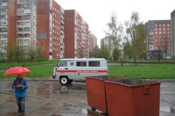 У сихівській «панельці» Львова впав ліфт з пасажиркою