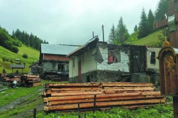 На Львівщині теща спалила хату свого зятя