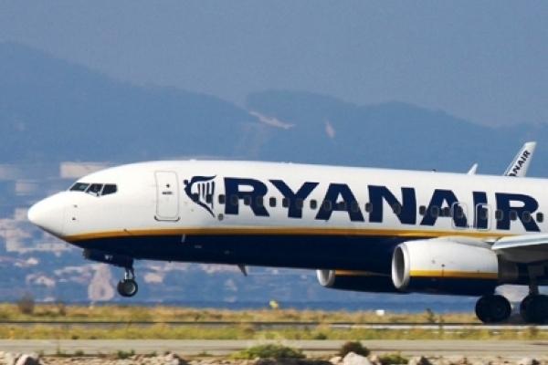 Ryanair оголосив дводенний розпродаж квитків на рейси зі Львова