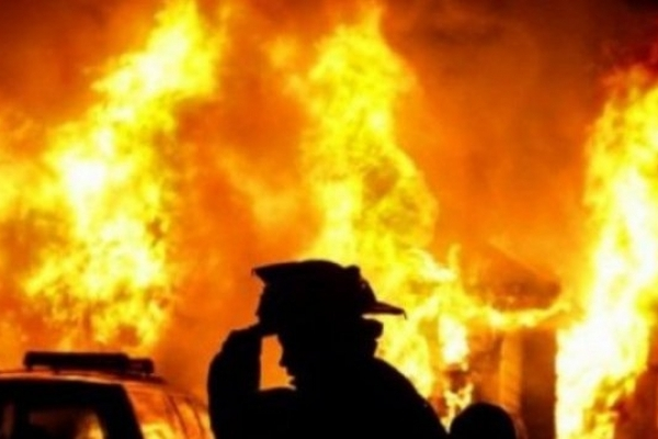 Будівля і 5 тонн сіна згоріли у пожежі на Львівщині