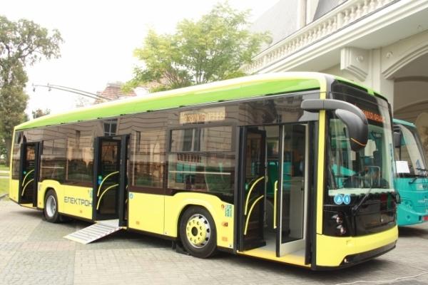 У Львові вже у вересні будуть перші нові автобуси