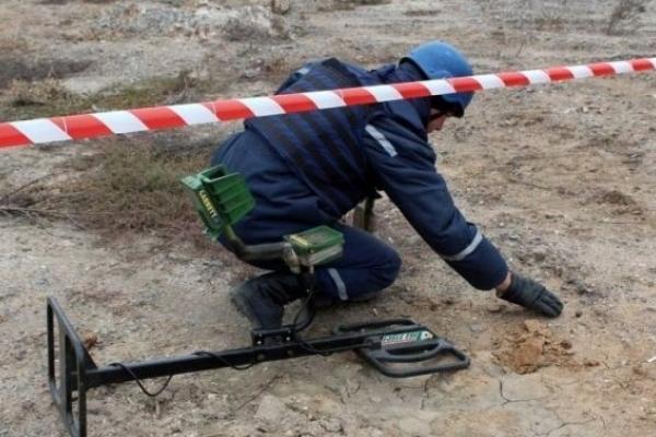 На Львівщині знайшли поблизу моста сучасні міни