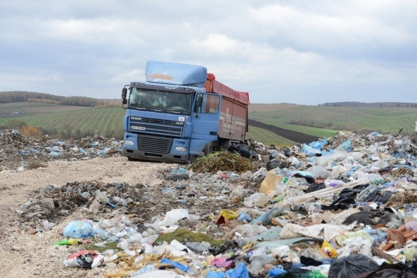 Львівське сміття доїхало до Чернігівщини