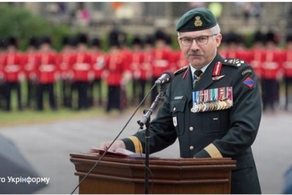 Онук іммігрантів зі Львівщини став заступником начальника штабу оборони Канади