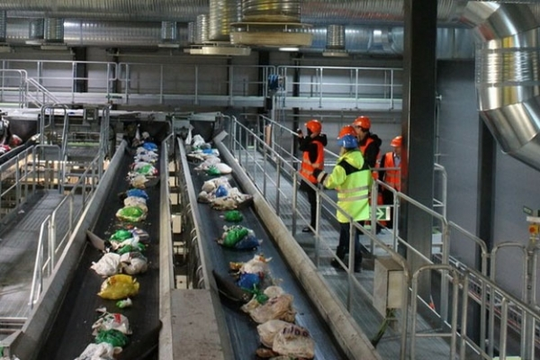 У Дрогобицькому районі через три роки може з'явитися сміттєпереробний завод