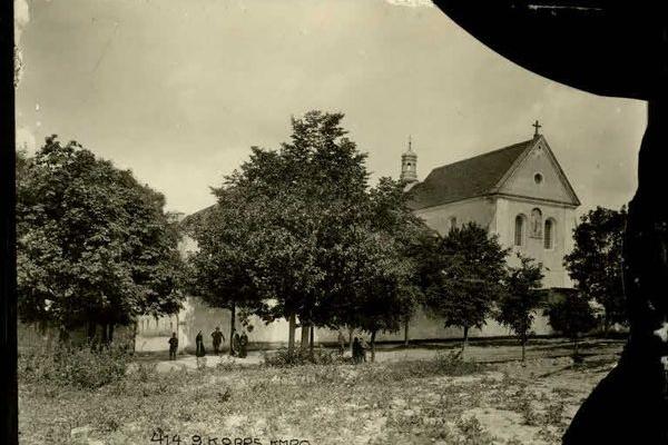 Олесько на ретро фото (1914-1918)