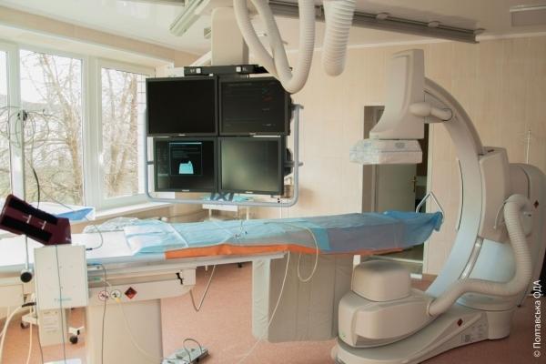 Керівництво Львівщини має самостійно визначитися з ангіографом для Львівської обласної клінічної лікарні, - відповідь Уляни Супрун. Оновлено