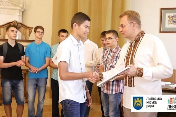 У Львові назвали імена дітей, які отримали найвищі бали на ЗНО