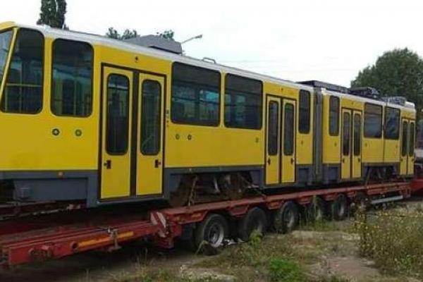 Що буде з львівськими трамваями, які місто купило в Німеччини?