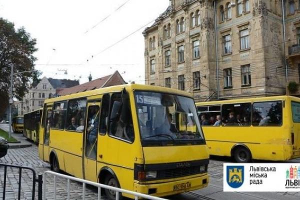 Школярі їздитимуть в громадському транспорті Львова безплатно