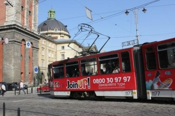 У серпні на електротранспорт Львова виділили більше 45 мільйонів