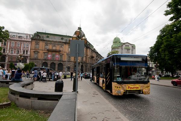 У центрі Львова на очах у перехожих померла пенсіонерка