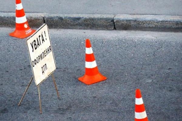 На Львівщині водій іномарки переїхав пішохода