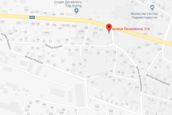Витік позбавив водопостачання чотири вулиці Львова