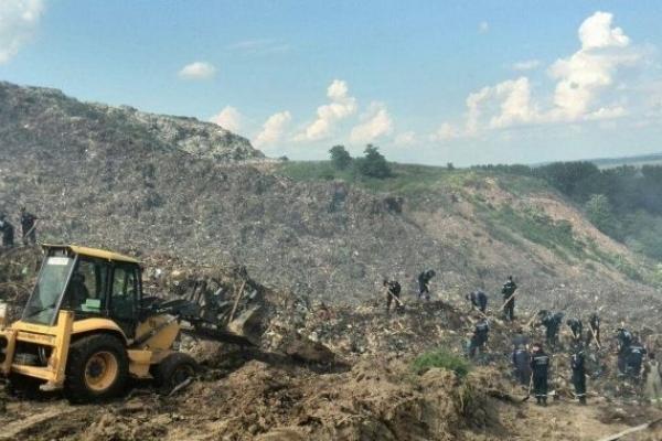 На Львівщині видобуватимуть газ із сміттєзвалища?