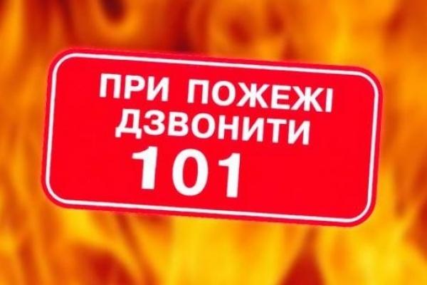 На Львівщині загинула під час пожежі жінка