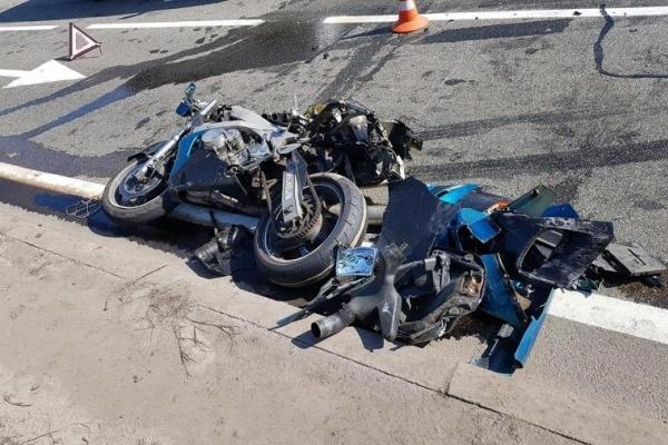 ДТП на Львівщині: збили 17-річного мотоцикліста