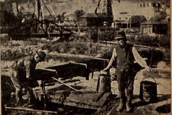 Як в Борислав туристи приїздили в 1920-х роках