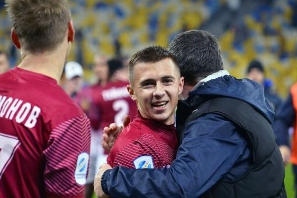 Львів'янин результативно дебютував за молодіжну збірну України