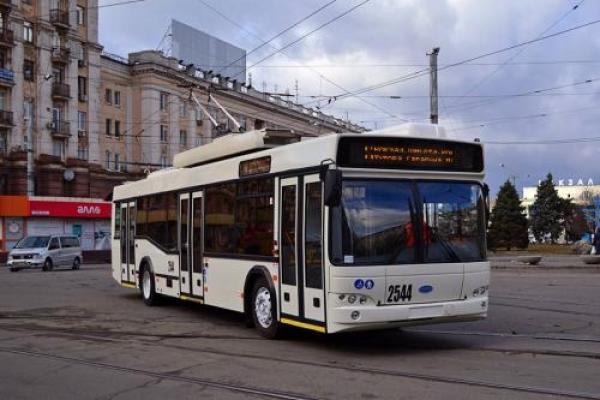 У Львові планують продовжити дві тролейбусні лінії