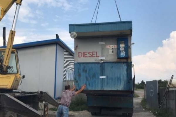 На Львівщині демонтували 43 незаконні АЗС