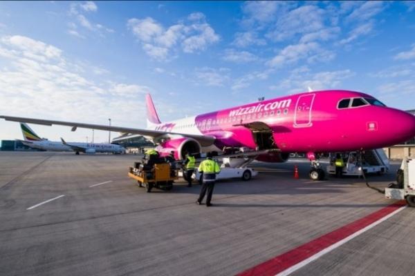 Лоукостер Wizz Air проводить дводенний розпродаж авіаквитків зі Львова