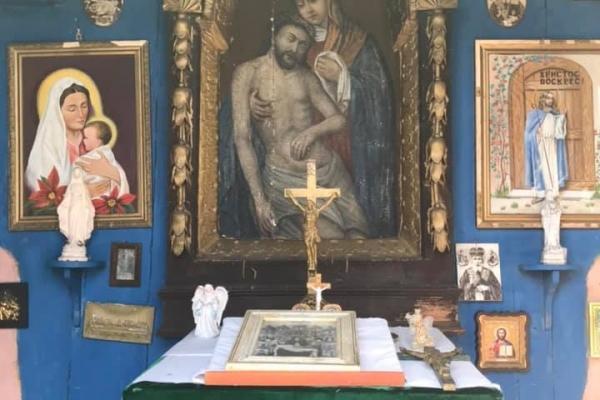 На Львівщині з церкви вкрали ікону