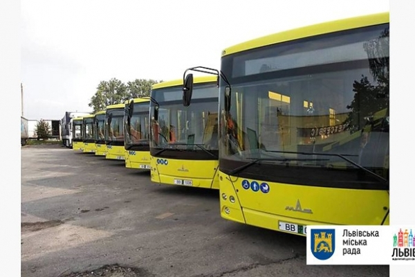 Деякі львівські маршрутки змінять схему руху