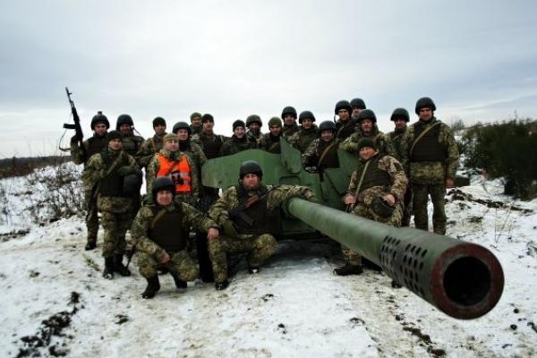 На Львівщині завершуються збори резервістів