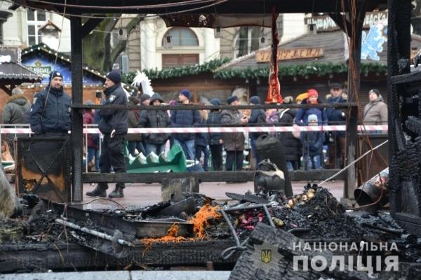 Винним у трагедії на Різдвяному ярмарку Львова «світить» до восьми років