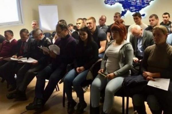 У Львові нагородили кращих важкоатлетів