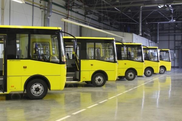 перевізники оплатили перші штрафи за невипуск автобусів на маршрути