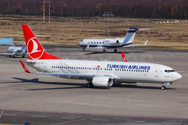 Боїнг здійснив аварійну посадку в аеропорту «Львів»