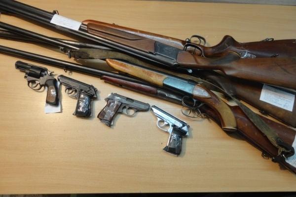 На Львівщині у священика російської церкви знайшли зброю і вибухівку