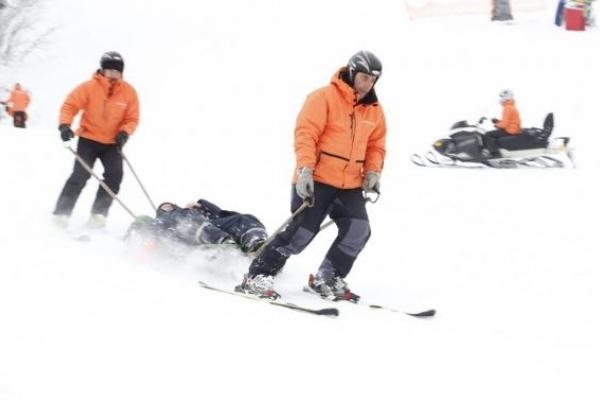 Рятувальники спустили з гір на Львівщині чотирьох туристів
