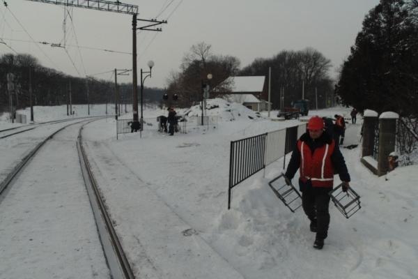 Стало відомо, коли у Городку відкриють залізничний переїзд