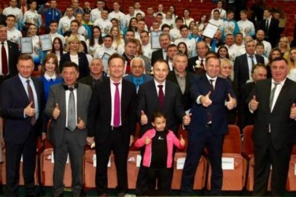 Учні зі Львівщини стали переможцями гімназіади