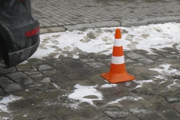 На Пустомитівщині водій авто збив пішохода і втік
