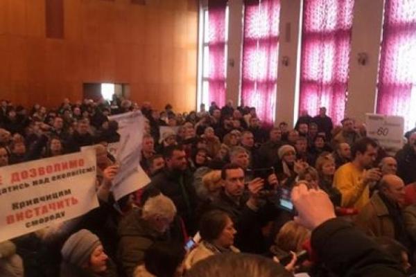 Львів'яни категорично проти будівництва сміттєпереробного комплексу, – активісти