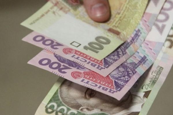 За місяць заборгованість із виплати зарплати на Львівщині збільшилася на 9%