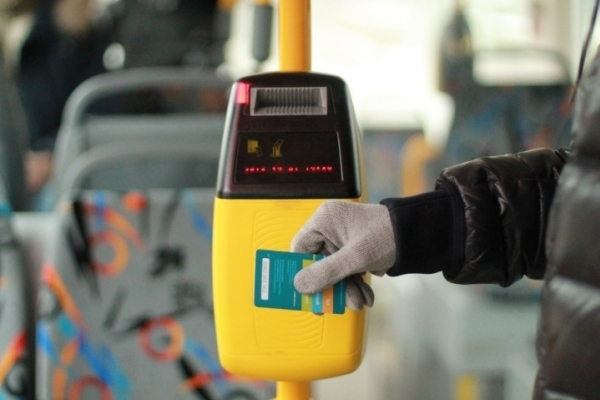Стала відома вартість електронних абонементів в електротранспорті Львова