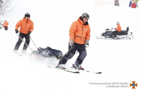 На горах Львівщини травмувалися близько 70 лижників