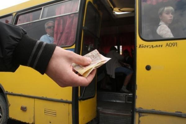Від завтра за проїзд у маршрутках Львова пасажири платитимуть 7 грн
