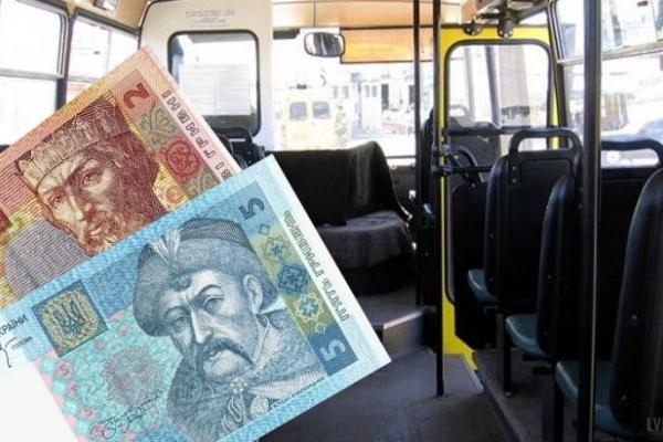 У Львові пропонують підняти вартість проїзду у маршрутках до 8-9 гривень
