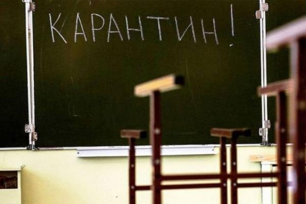 На Львівщині через грип на карантин закрились 103 школи