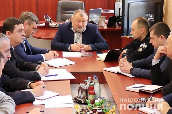 Михайло Апостол на Закарпатті обговорив шляхи протидії порушенням під час виборів