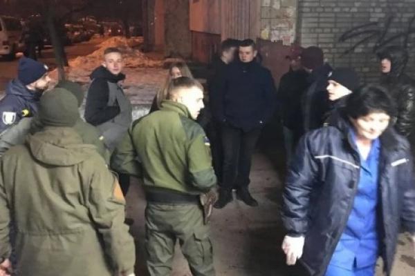 Поліція затримала двох учасників бійки підлітків на Сихові